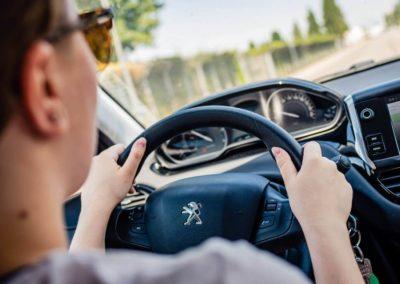 cours de conduite à Nancy